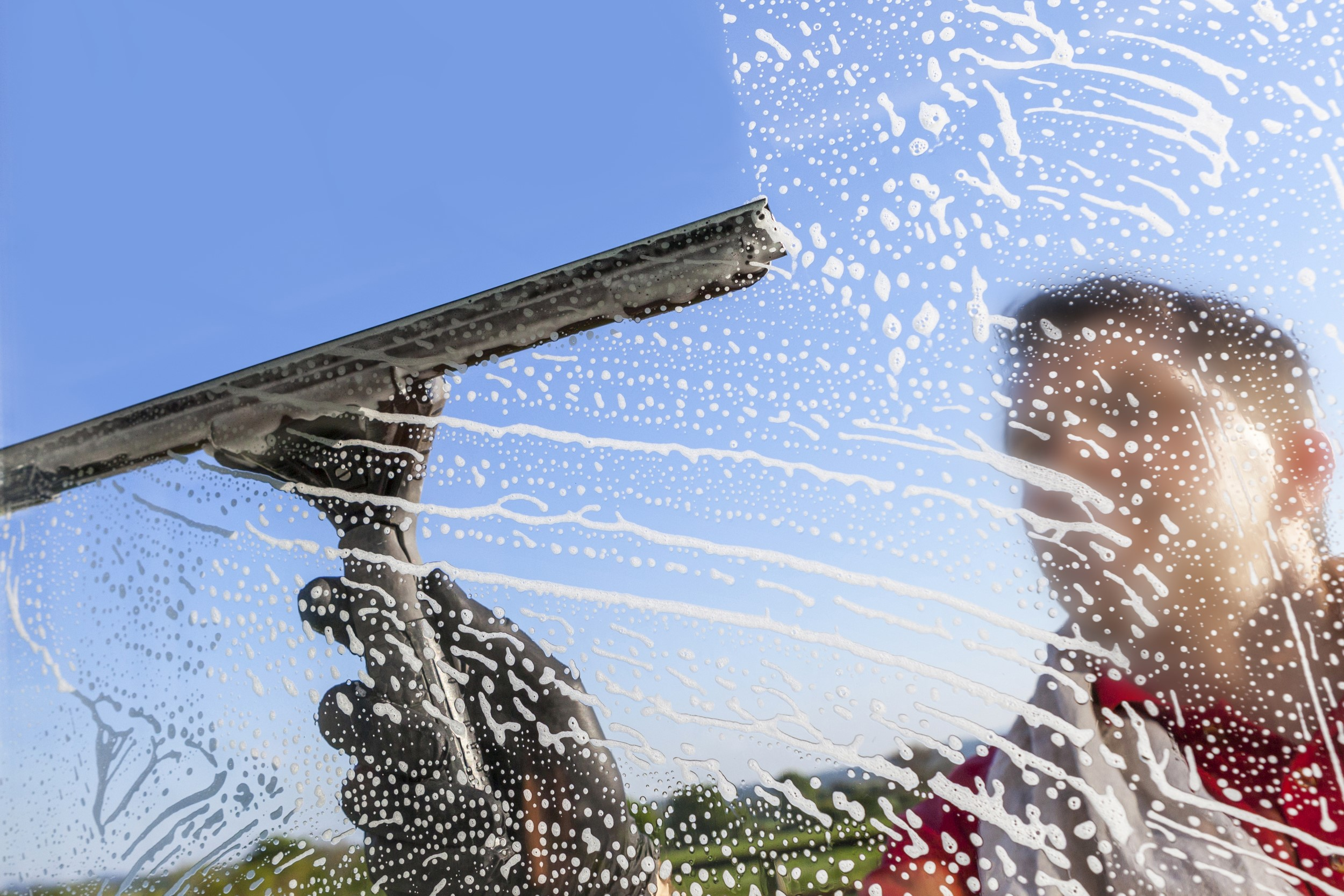 Glazenwassers